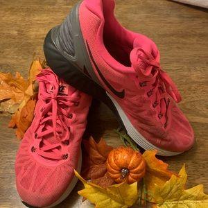-The Nike LunarGlide 6 Men's Women's  Running Shoe